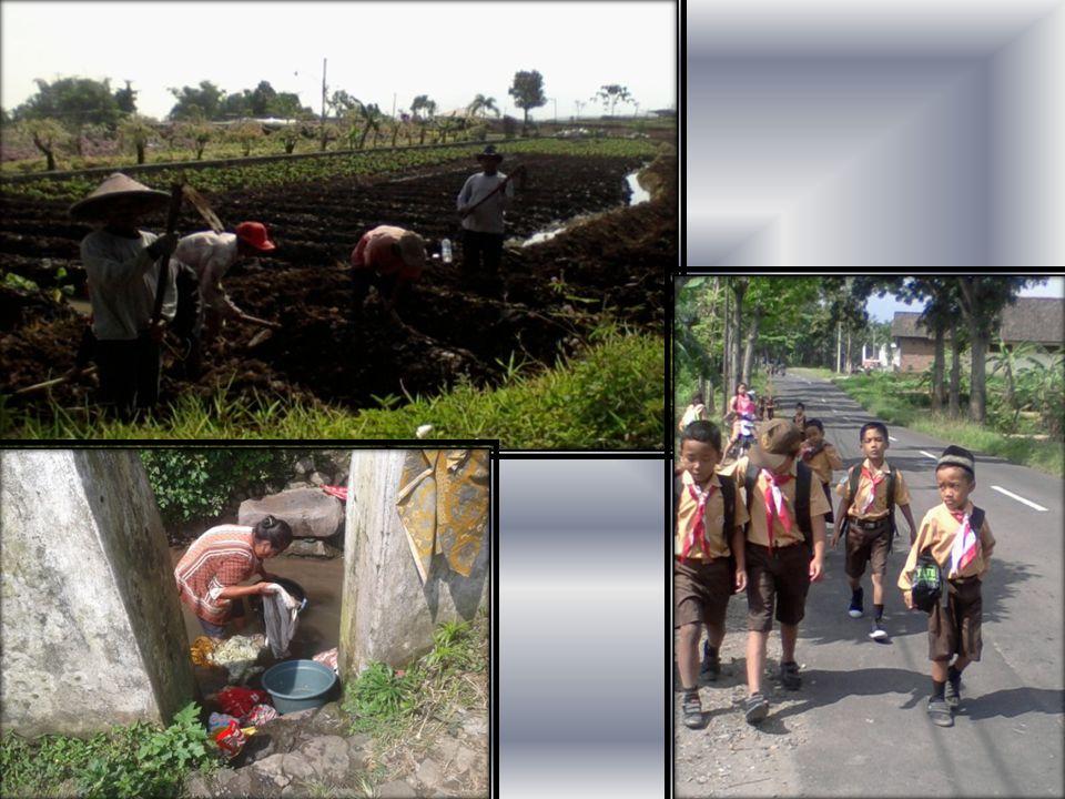 Hasil pembangunan yang telah dicapai di masa Pemerintahan Kepala Desa Purnadi, S.Pd.