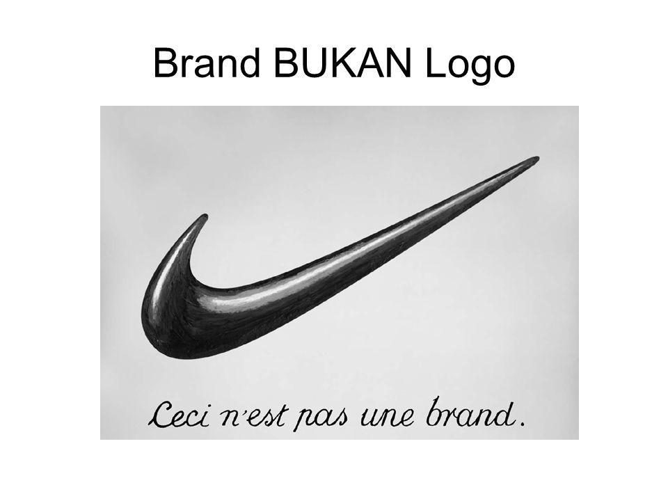 Brand BUKAN Logo