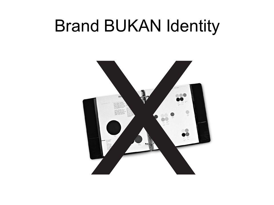 Brand BUKAN Identity
