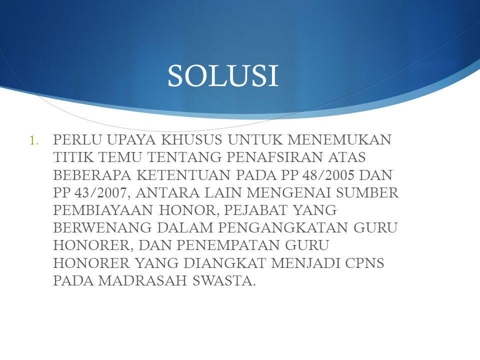 SOLUSI 1.