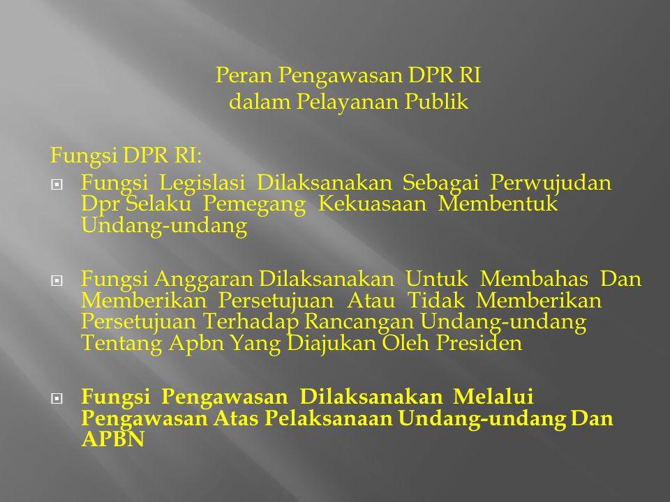 Kondisi Faktual dan Ideal Reformasi Birokrasi dan Pelayanan Publik di Indonesia Kesan atas buruknya pelayanan instansi pemerintah merupa kan tantangan