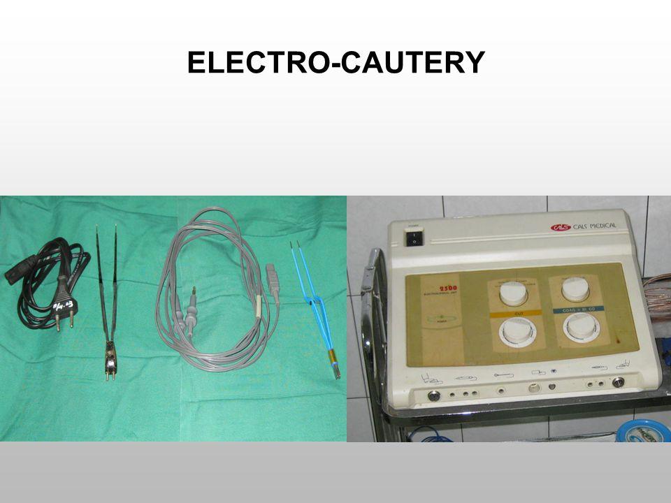 ELECTRO-CAUTERY