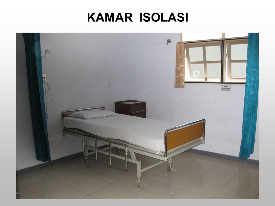 KAMAR ISOLASI