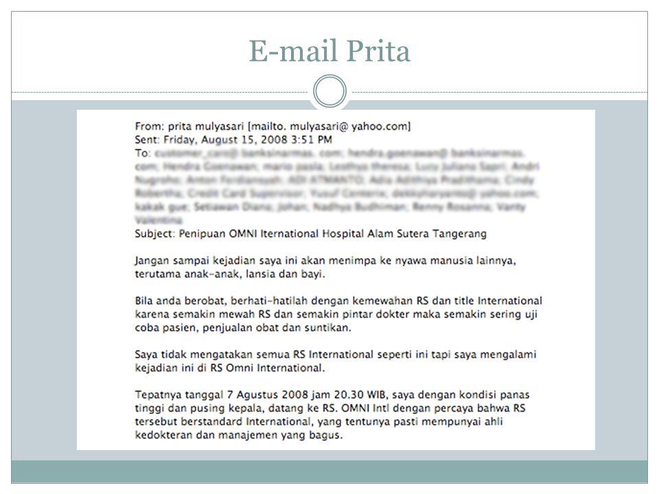 E-mail Prita