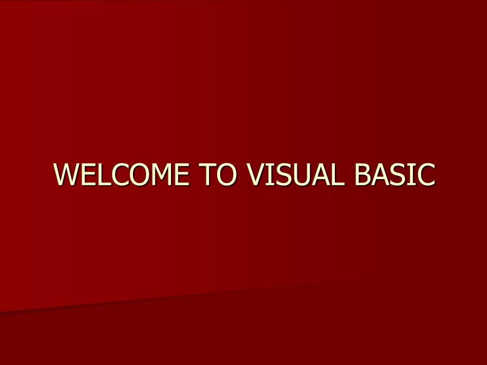 :: Materi Pembahasan :: Pengenalan Visual Basic Variabel dan data Contoh program konversi