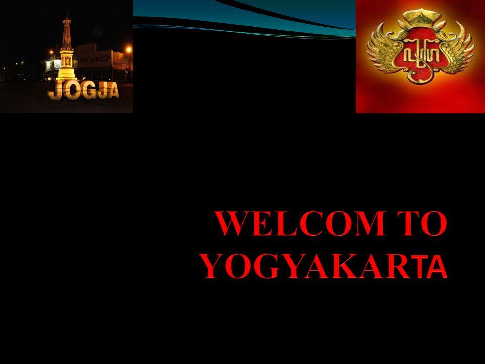 YOGYAKARTA DAN ISINYA Memasuki Yogyakarta tidak pernah habis bahan untuk membicarakannya.