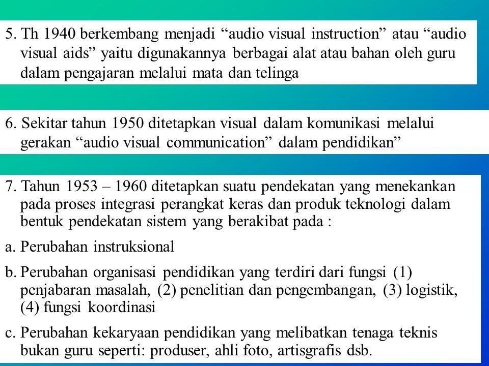 3. Johann Amos Comenius (1592 – 1670) melaksanakan prinsip- prinsip pendidikan sbb: a. Isi pendidikan harus disesuaikan dengan tahap perkembangan pese
