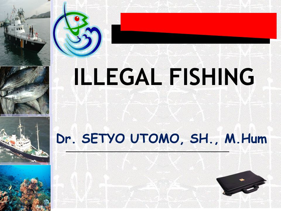 ILLEGAL FISHING Dr. SETYO UTOMO, SH., M.Hum