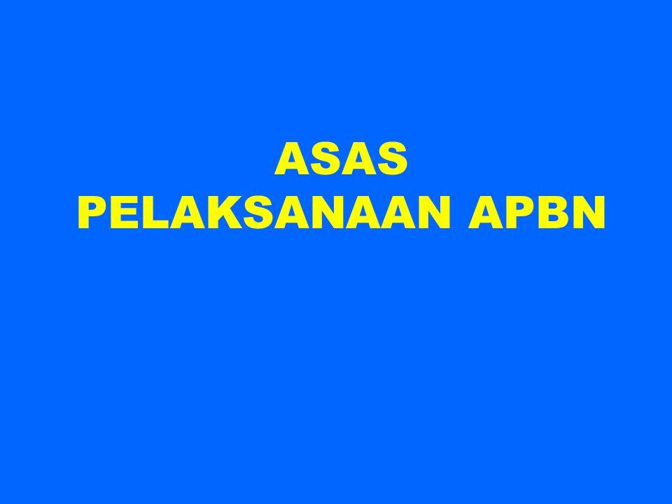 MEKANISMEPELAKSANAANANGGARAN BIRO KEUANGAN SEKRETARIAT JENDERAL TAHUN 2007 DEPARTEMEN PERINDUSTRIAN REPUBLIK INDONESIA SEKRETARIAT JENDERAL