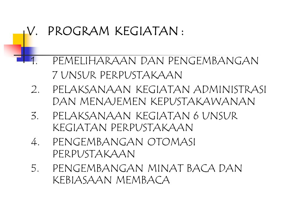 1.Semua pengunjung yang akan memanfaatkan jasa perpustakaan karena STP Jurluhkan Bogor diharuskan mematuhi peraturan yang telah ditetapkan 2.Hal-hal y