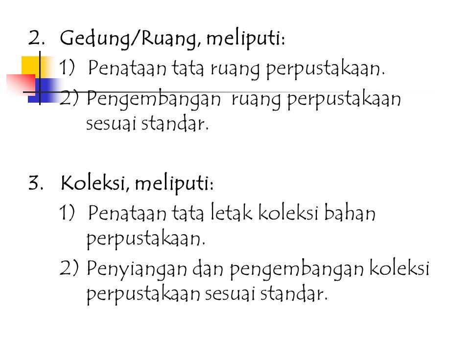 Jurluhkan Bogor Ketua STPJakarta Unit Perpustakaan Sub Unit Perpust Jurluhkan Bogor Administrasi Kepustakaan Otomasi perpusstakaan Pengembangan koleks