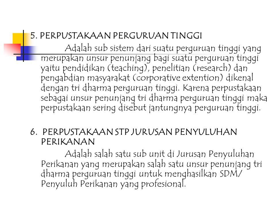 4) Pelayanan Informasi, meliputi: (1)Menyusun rencana operasional a.