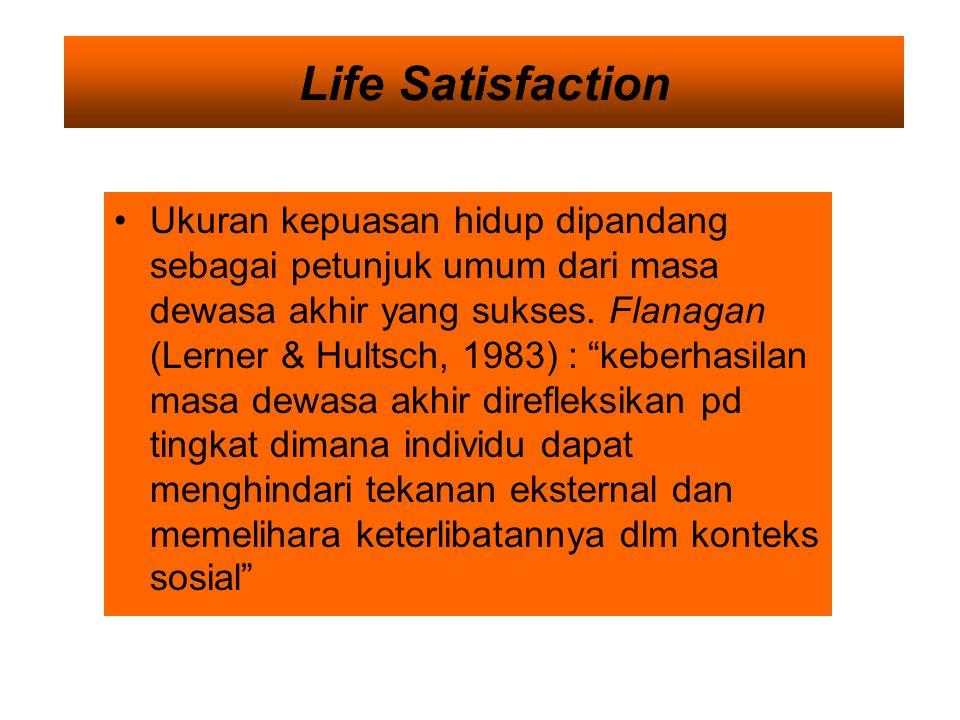 Occupational Satisfaction ▪ Apa yang dimaksud kepuasan dalam pekerjaan ? Secara umum, kepuasan pekerjaan terlihat pada hasil ketika ada kesesuaian ant
