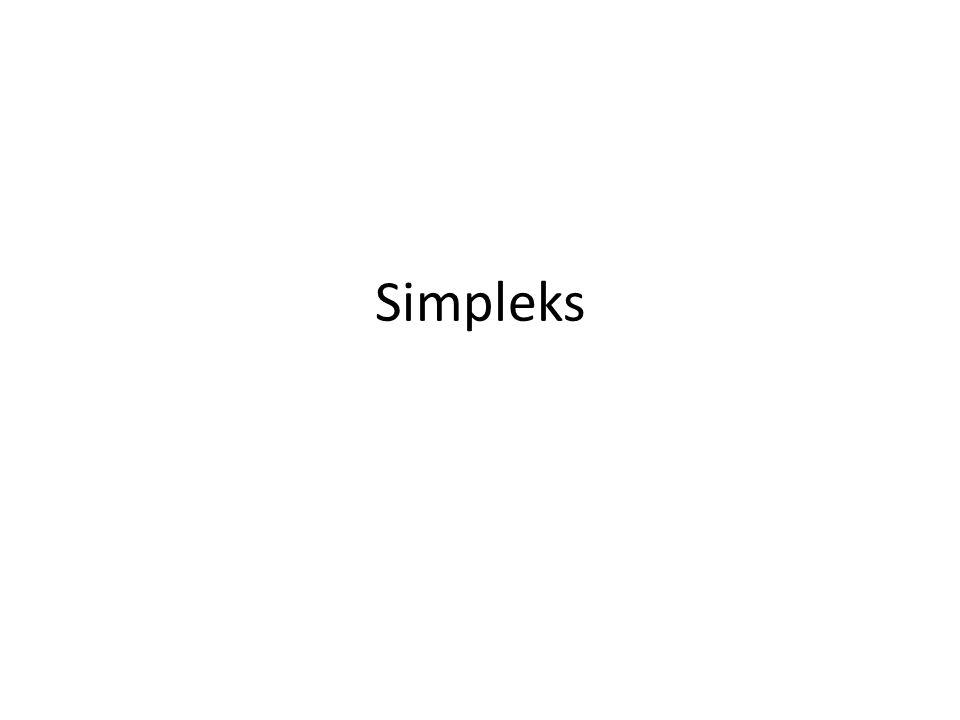 Simpleks