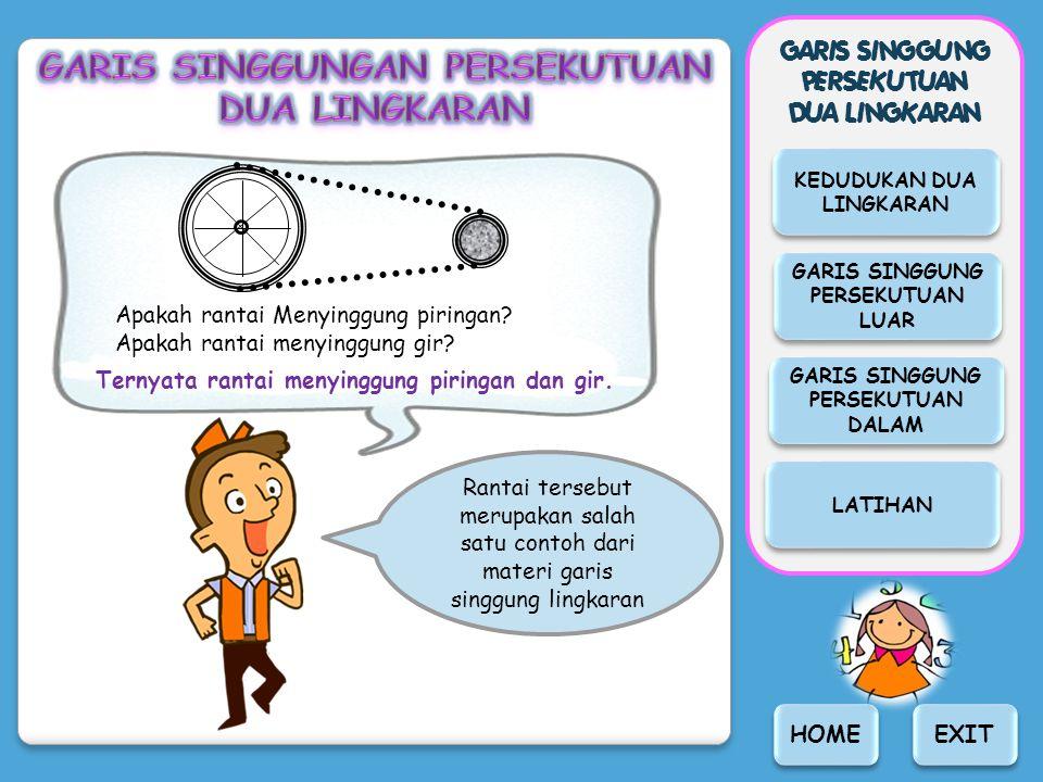 Standar Kompetensi: Geometri dan Pengukuran 4.