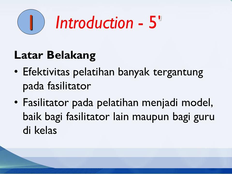 Skenario Simulasi Simulasi ke 1 - Fokus: Memberi Instruksi Simulasi ke 2 - Fokus: Memimpin Diskusi 1.