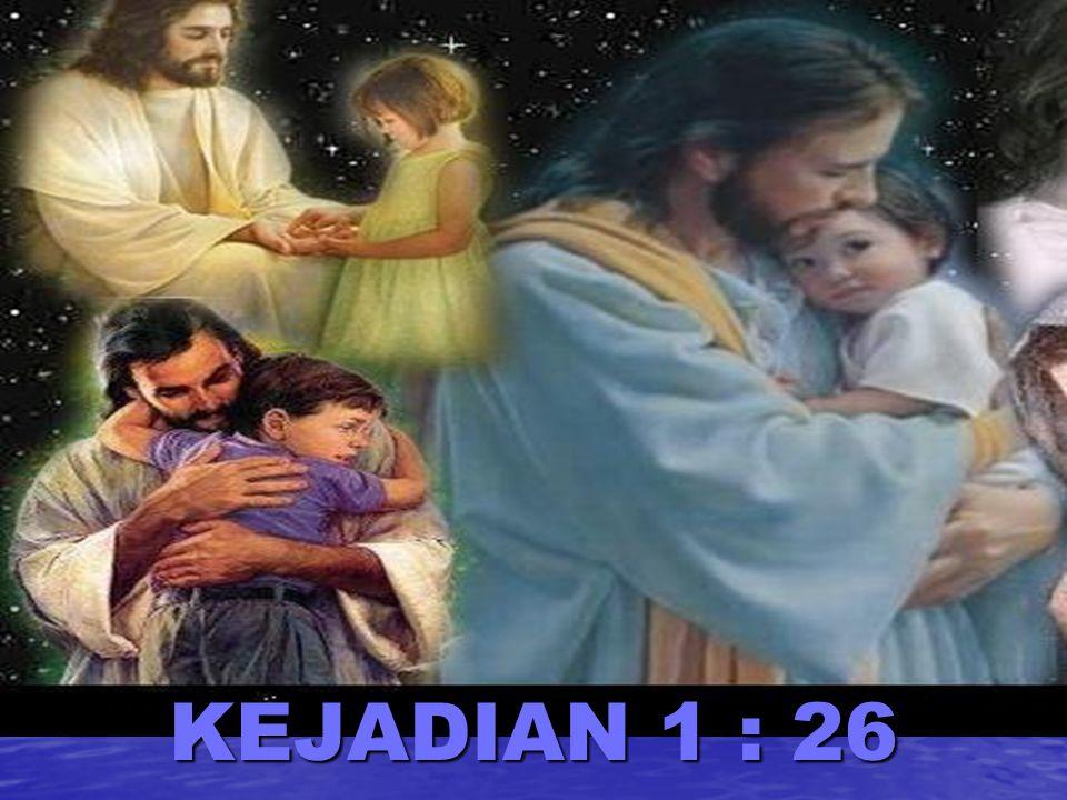 KEJADIAN 1 : 26