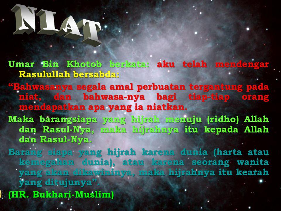 Kalau dalam penyampaian di sini berdasarkan Islam, bukan berarti eksklusifisme aliran atau agama, tapi keinginan untuk menyampaikan kebenaran Kalau da