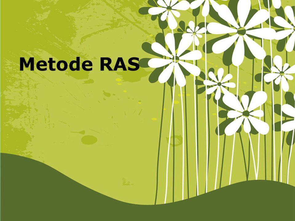 Page 1 Metode RAS