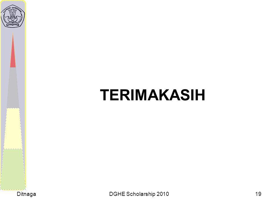 DitnagaDGHE Scholarship 201019 TERIMAKASIH