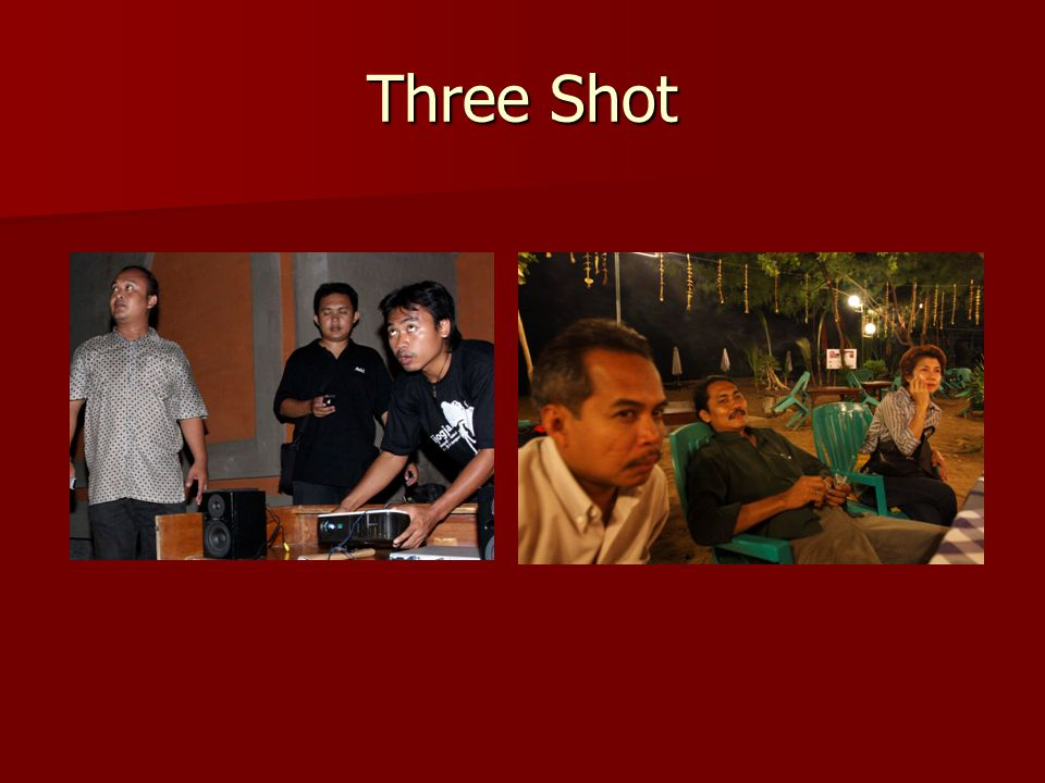 Three Shot