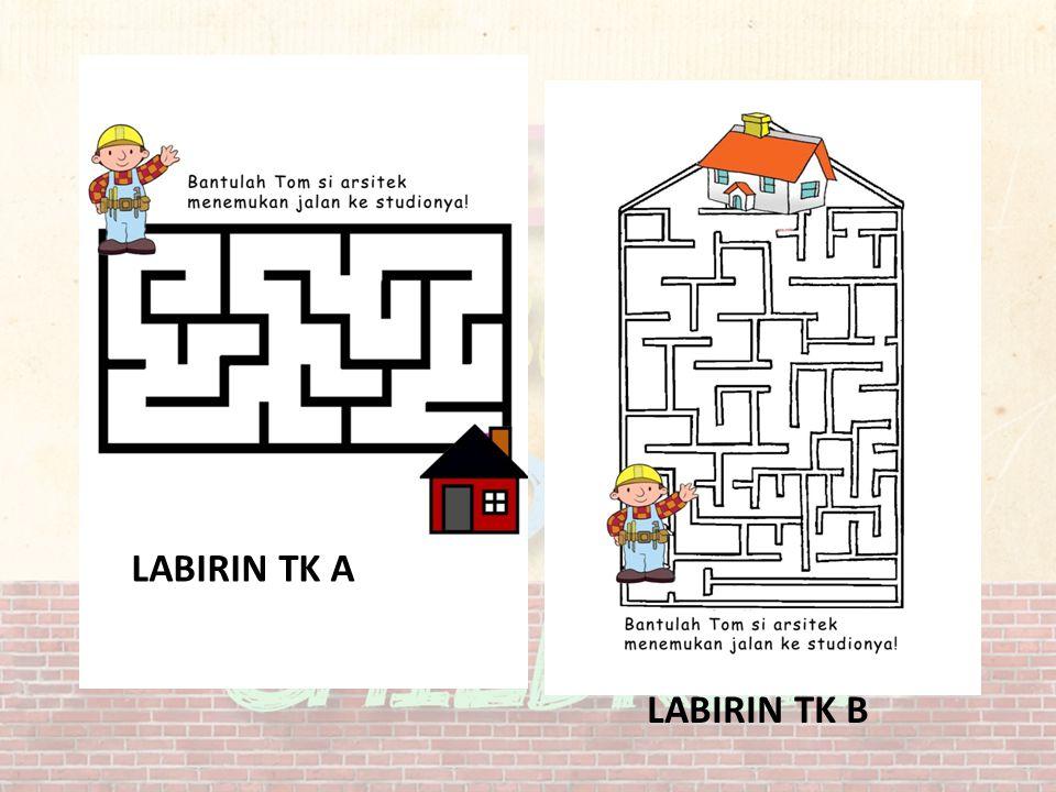LABIRIN TK A LABIRIN TK B