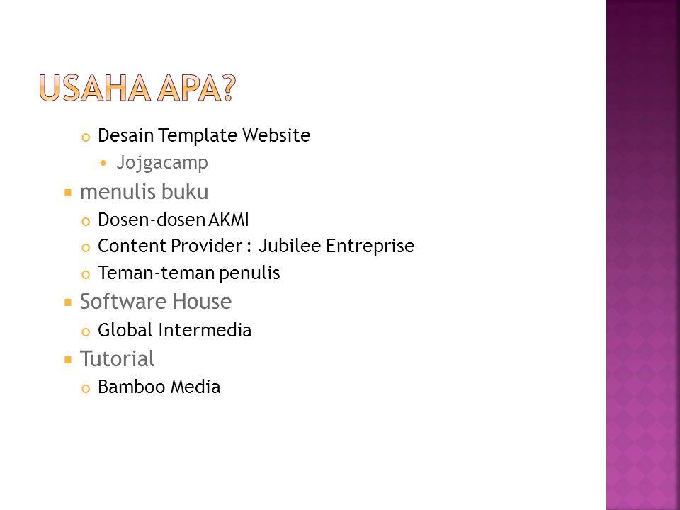  Berbasis Kreatifitas  Bisnis Online Blog toko online Portal ketawa.com  desain Desain Web by Order Desain bahan promosi