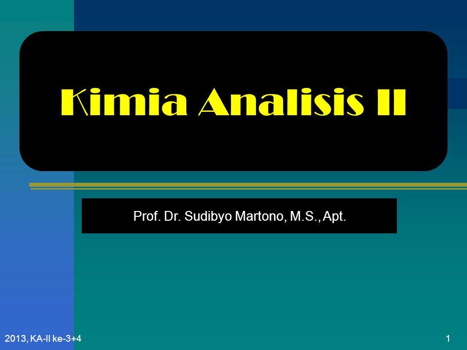 Materi Kuliah  Analisis Kuantitatif  Instrumentasi  Aplikasi Spektrofotometri - untuk senyawa tidak berwarna - untuk senyawa berwarna  Manfaat nilai A 1 1 cm untuk analisis 2
