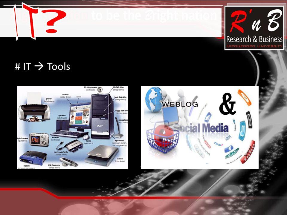 # IT  Tools