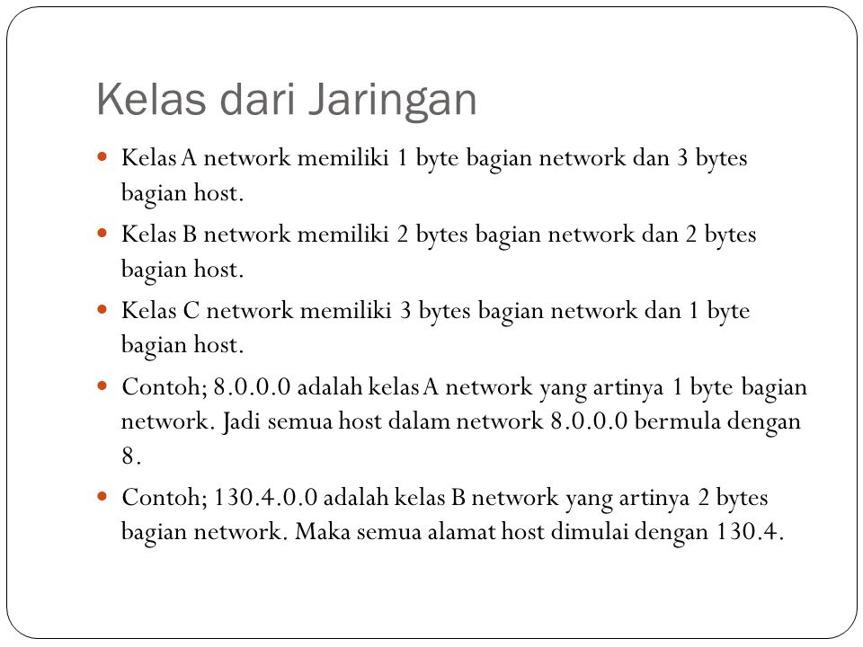 Address Resolution Protocol & Domain Name Systems Network Designer harus merancang jaringan sesederhana mungkin.