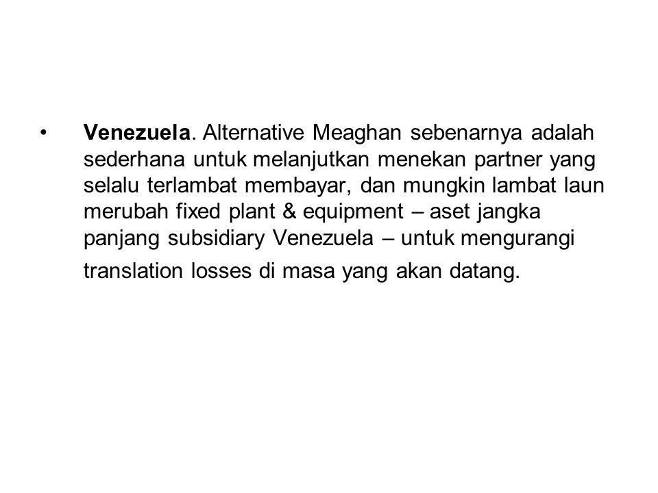 Venezuela. Alternative Meaghan sebenarnya adalah sederhana untuk melanjutkan menekan partner yang selalu terlambat membayar, dan mungkin lambat laun m