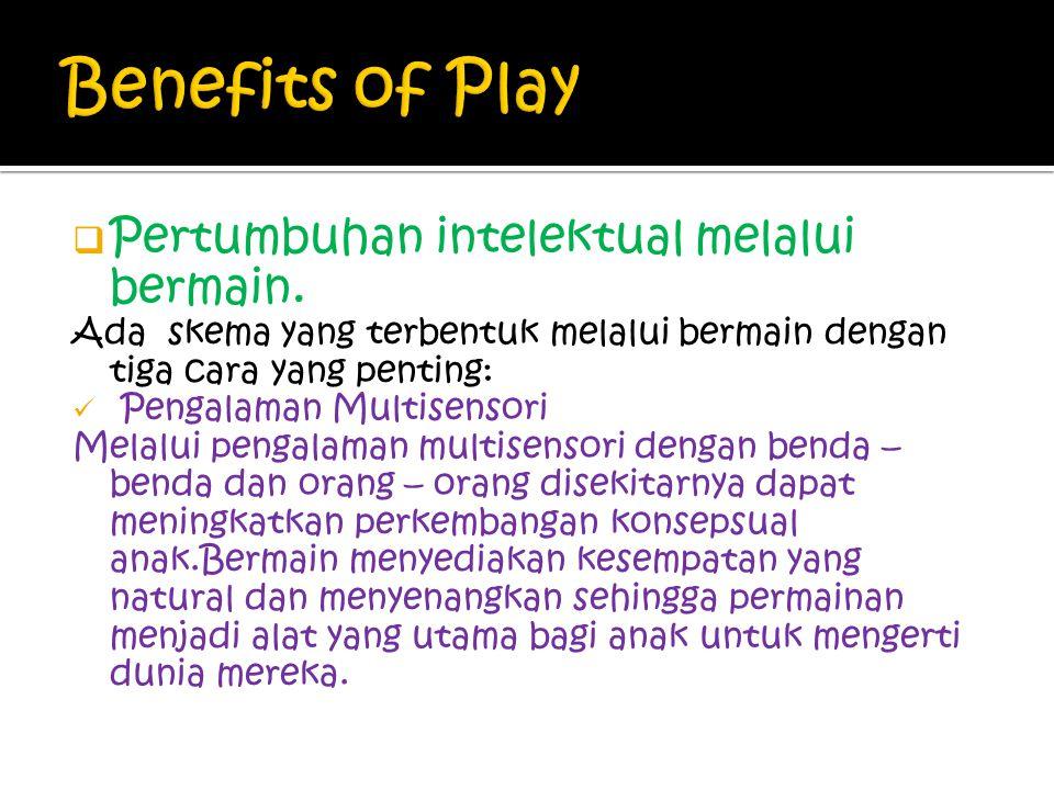  Permainan kooperatif Permainan ini dilaksanakan dengan bermain secara berkelompok pada anak usia mulai 4,5 tahun. Mereka bekerjasama untuk mencapai