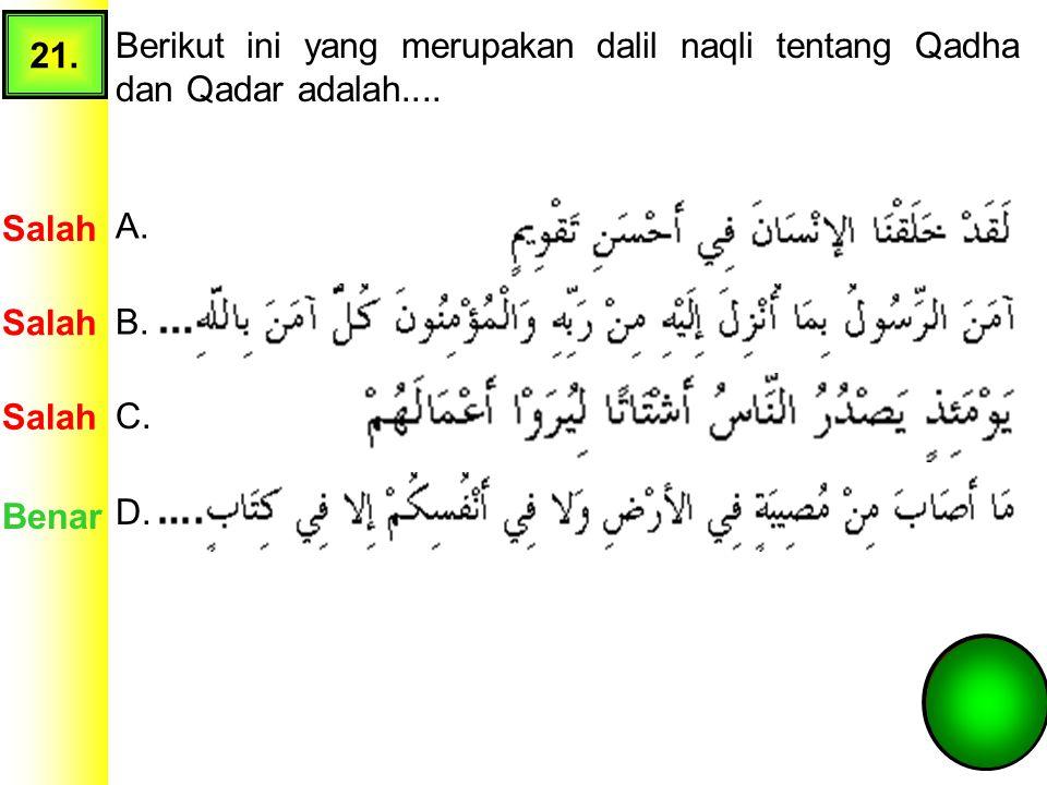 20. Pada saat tsunami datang, Irmayanti (40 tahun) Ibunda Syarifa (3 bulan) memerintahkan kepada kelima saudara Syarifa untuk berpegangan erat agar ti