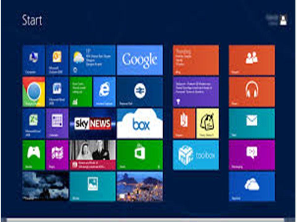 Windows 8 Microsoft secara resmi mengumumkan jadwal perilisan sistem operasi terbaru, Windows 8 pada 26 Oktober 2012 Antarmuka penggunanya diubah agar