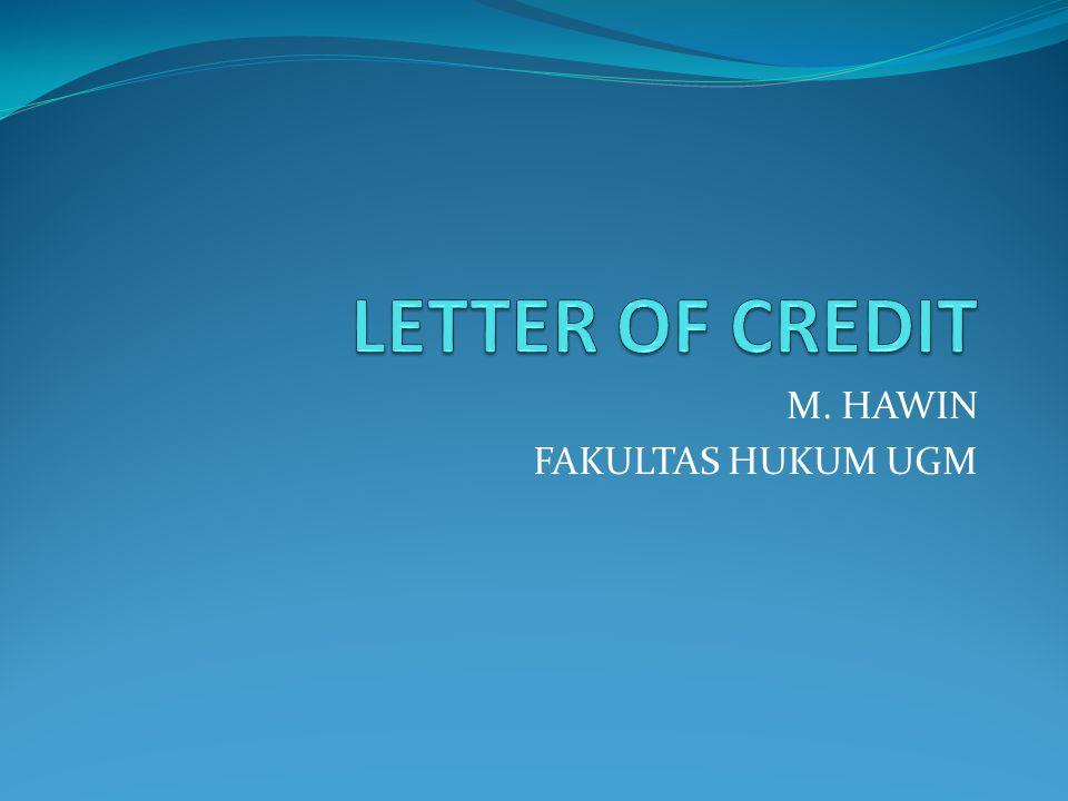 M. HAWIN FAKULTAS HUKUM UGM