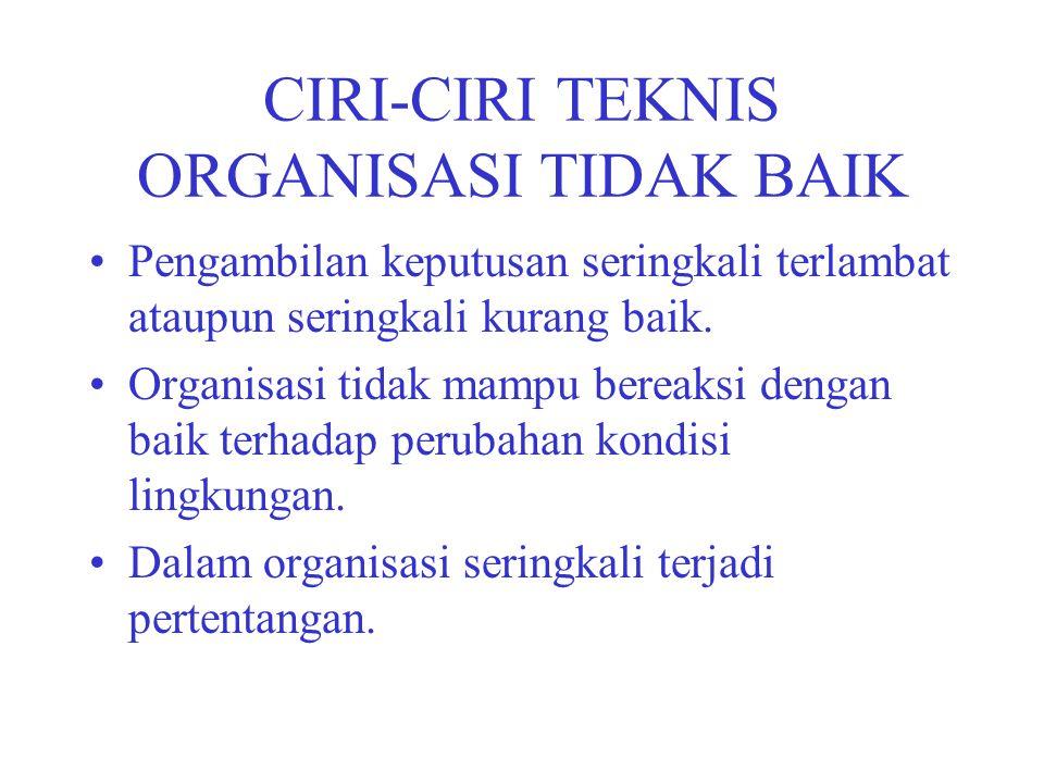 FAKTOR PERTIMBANGAN DLM DESIGN ORGANISASI Environment (Lingkungan) Technology Tujuan Organisasi Strategi Organisasi Work Force (Tenaga Kerja) Size (Ukuran Organisasi)