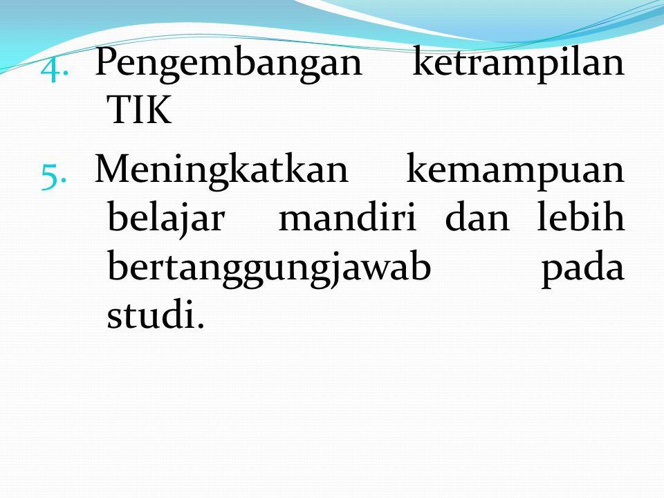 KELEBIHAN DARI E-LEARNING 1.