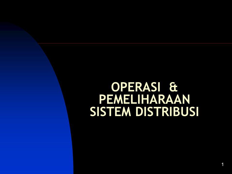 8/21/20142 KOMPONEN SISTEM DISTRIBUSI 1.a. Reservoar, gravitasi/pompa b.