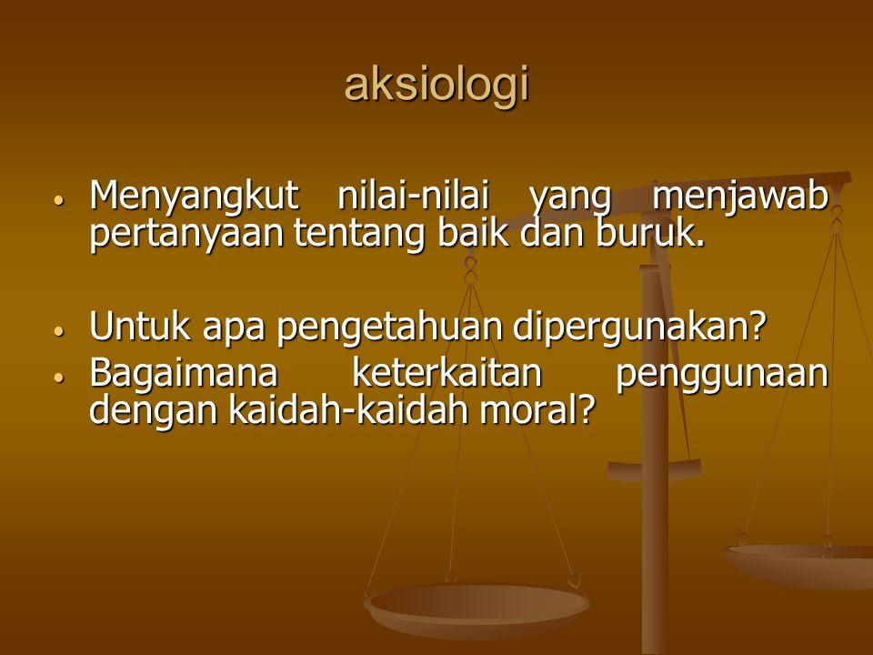 Epistemologi apakah hakekat pengetahuan? Bagaimana cara manusia memperoleh pengetahuan? Apakah kriterianya? Jenis-jenis pengetahuan?