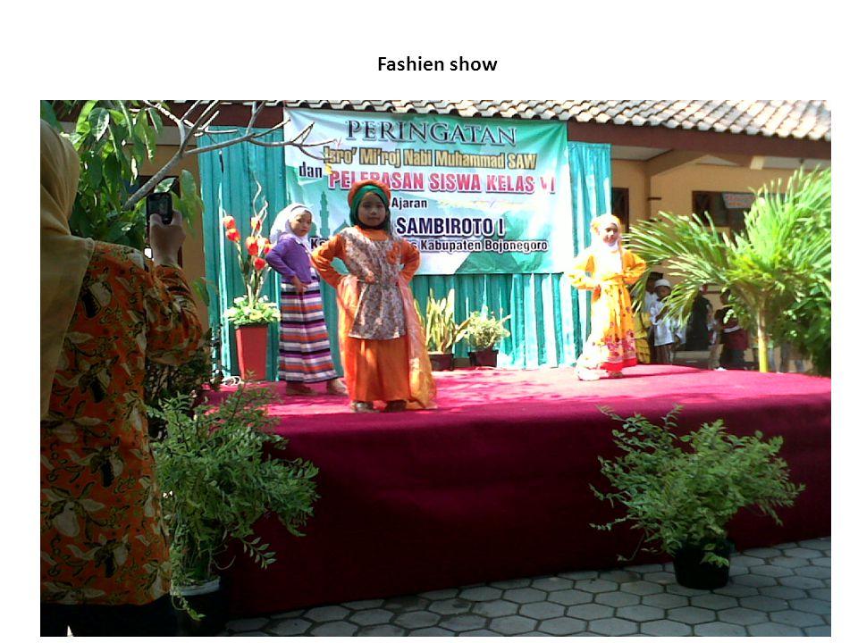 Fashien show