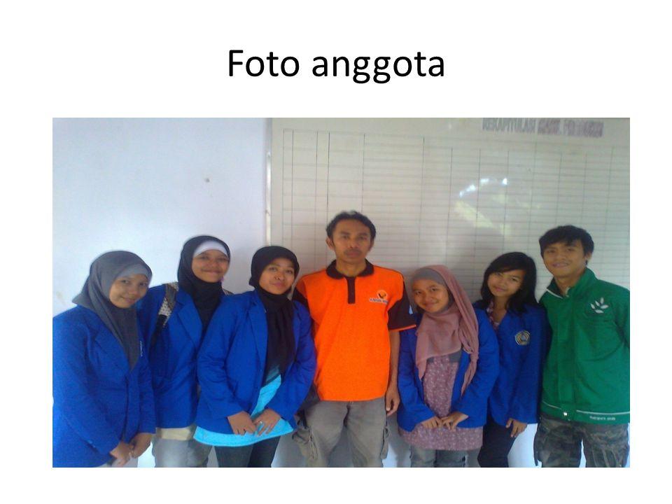 Foto anggota