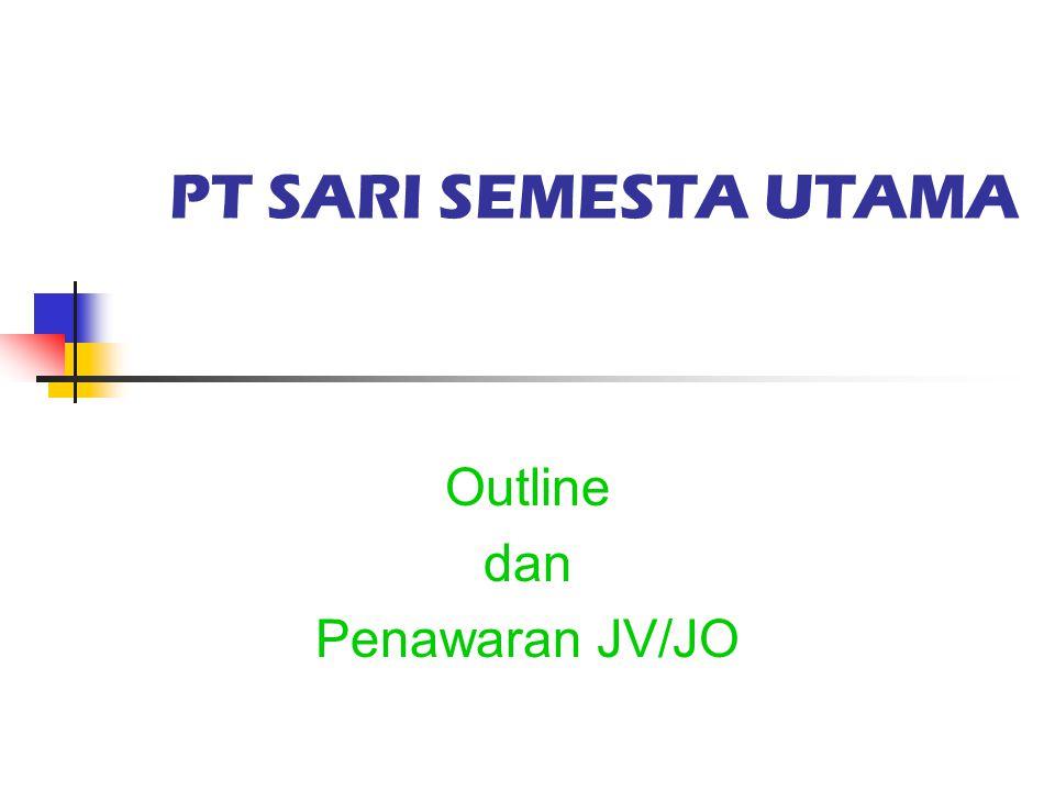 Outline (1) PT SSU (Sari Semesta Utama) memperoleh SK Surat Izin Pertambangan Daereh (SIPD) Bupati OKI, Sumsel No.