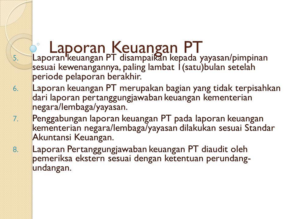 Laporan Keuangan PT 5.