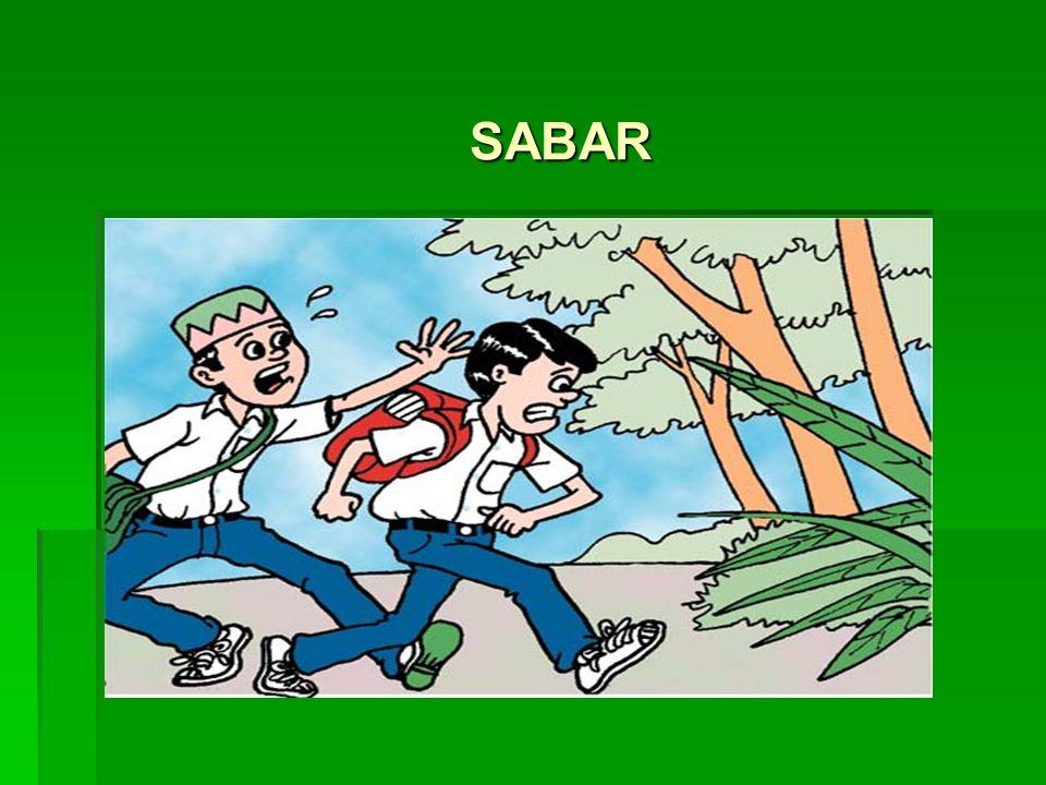 SABAR SABAR