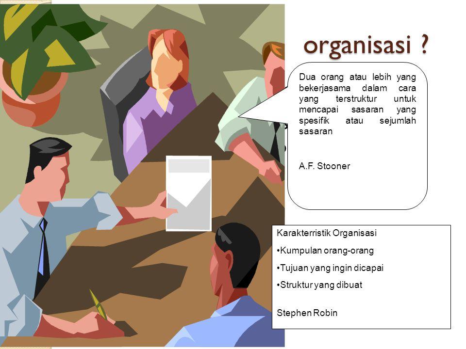PERSEPSI merupakan suatu proses dengan mana individu-individu mengorganisasikan dan menafsirkan kesan-kesan indera mereka agar memberikan makna bagi lingkungannya