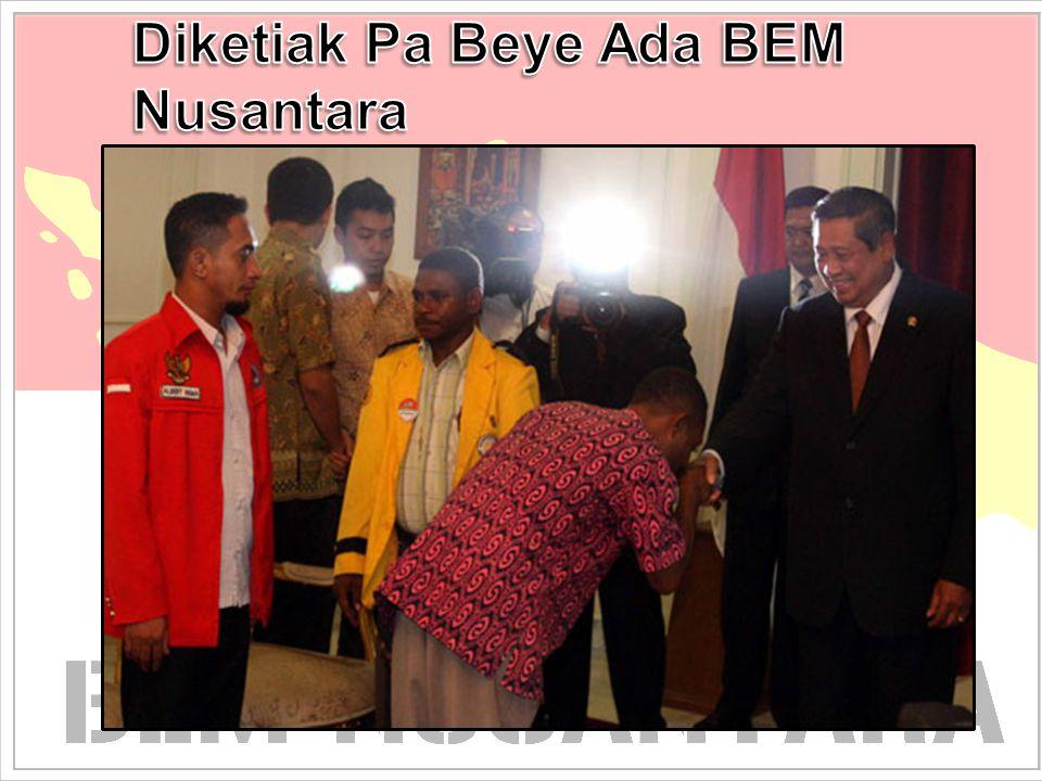 Walapun BEM Nusantara difasilitasi negara SBY, tetap saja kekuatan kritis dari kampus muncul dan bergerak sebab BEM se- Indonesia adalah kekuatan kritisi.