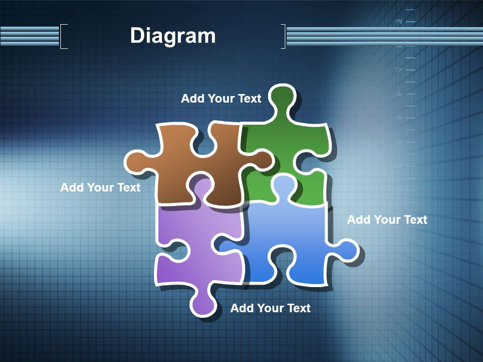 Diagram Add Your Text