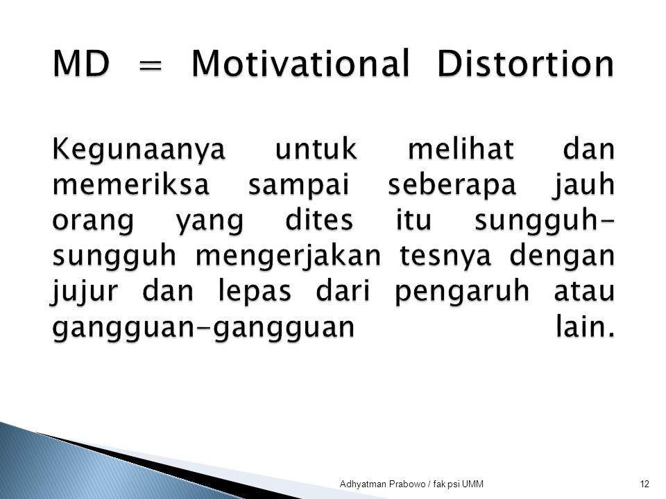 12Adhyatman Prabowo / fak psi UMM