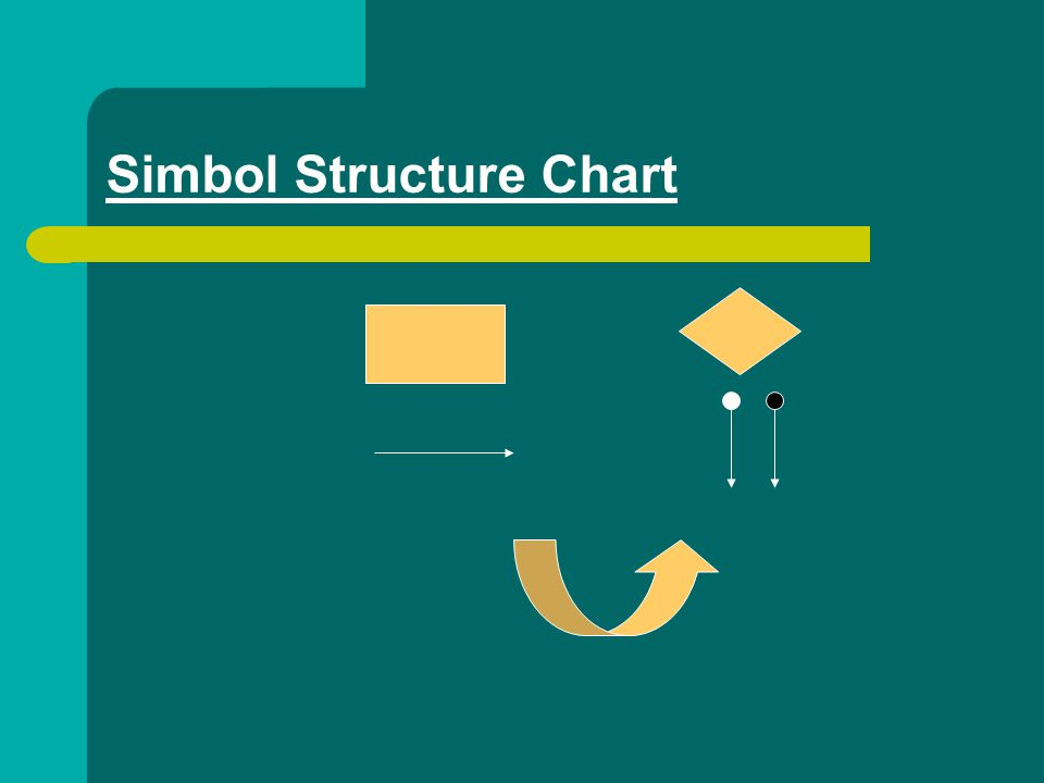 Simbol Structure Chart