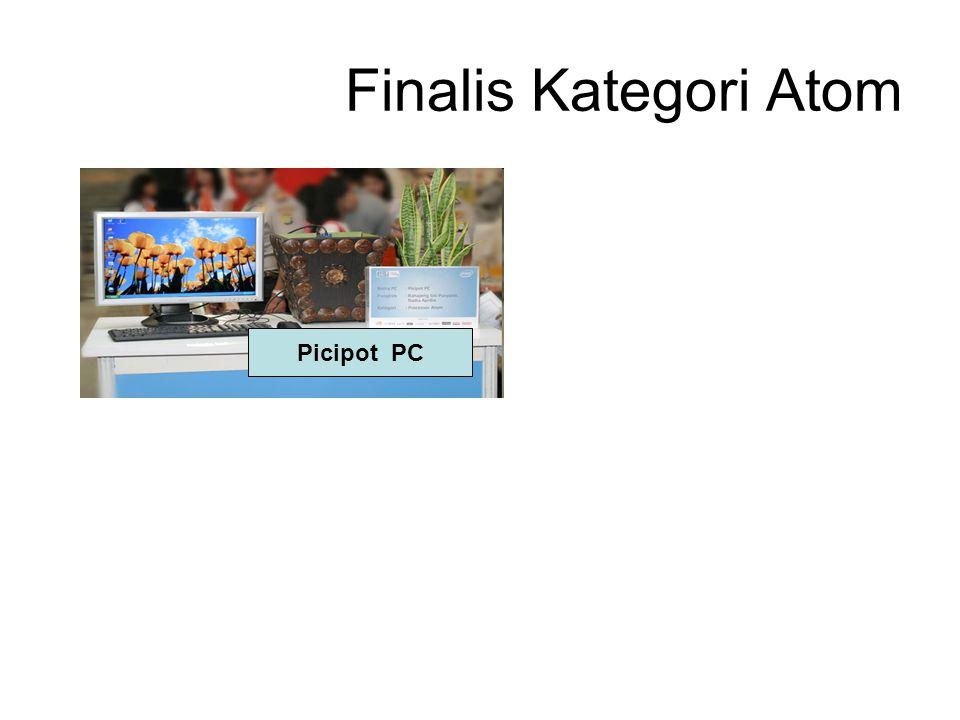 Finalis Kategori Atom Picipot PC